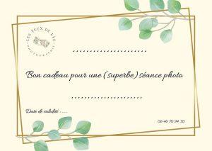 Photographe bon cadeau Perpignan 66
