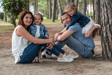 Photographe séance famille Perpignan 66